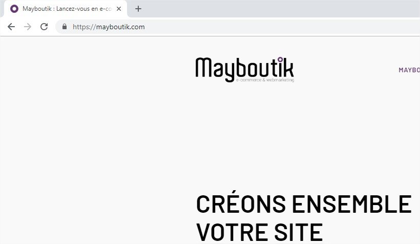 Mayboutik-Lancez-vous-en-e-commerce-Google-Chrome