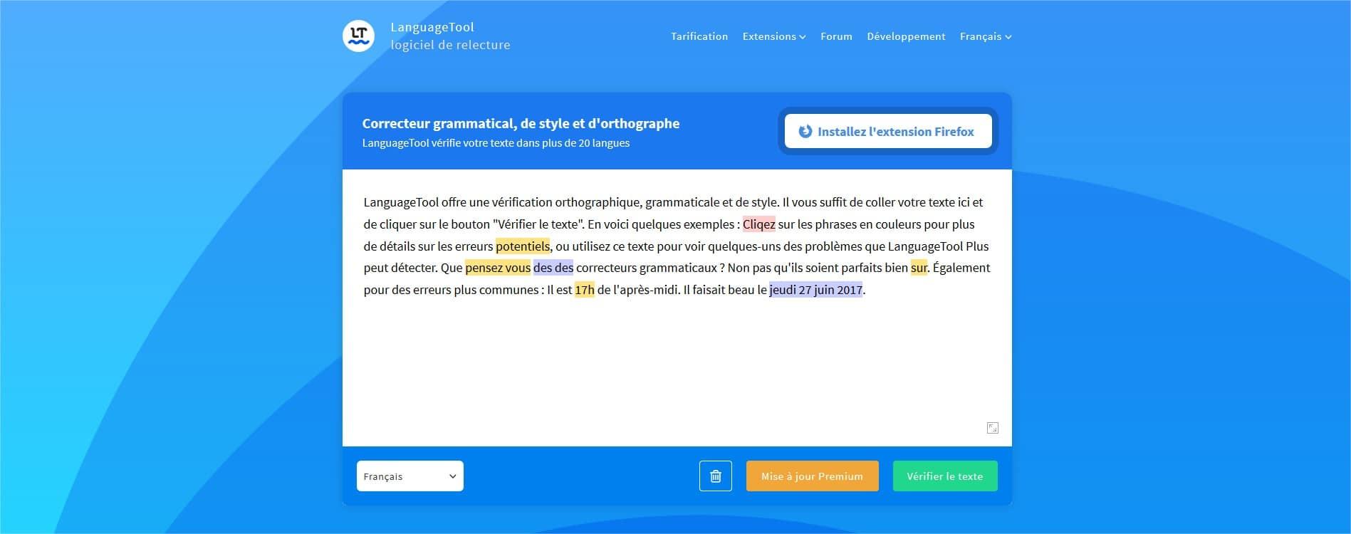 LanguageTool-verificateur-orthographique