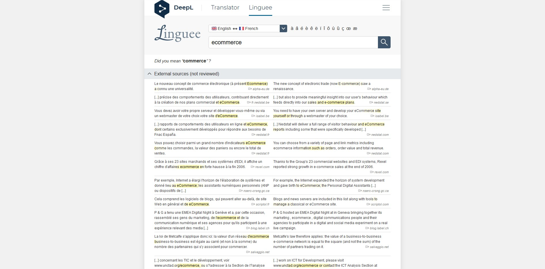 Linguee-Deepl-Dictionnaire-Traduction