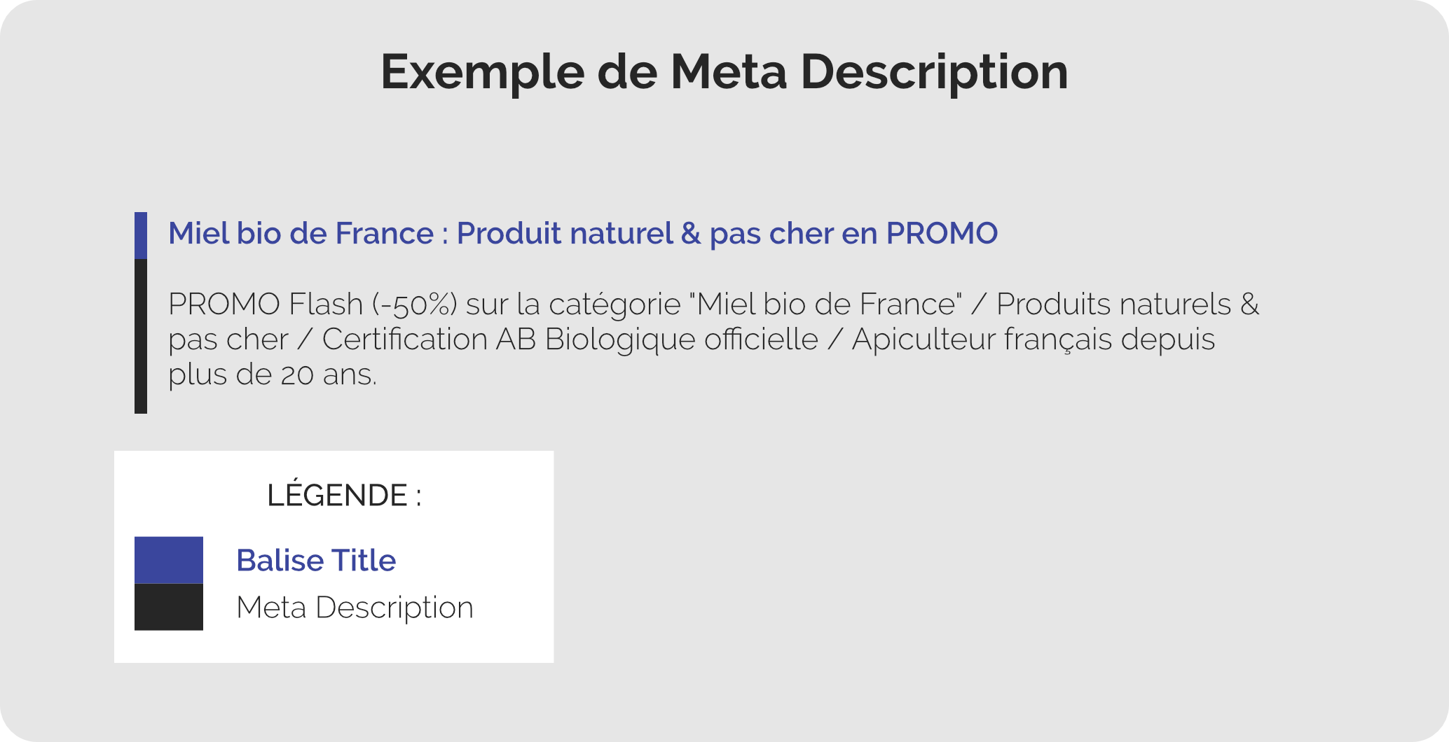 Meta Description Exemple