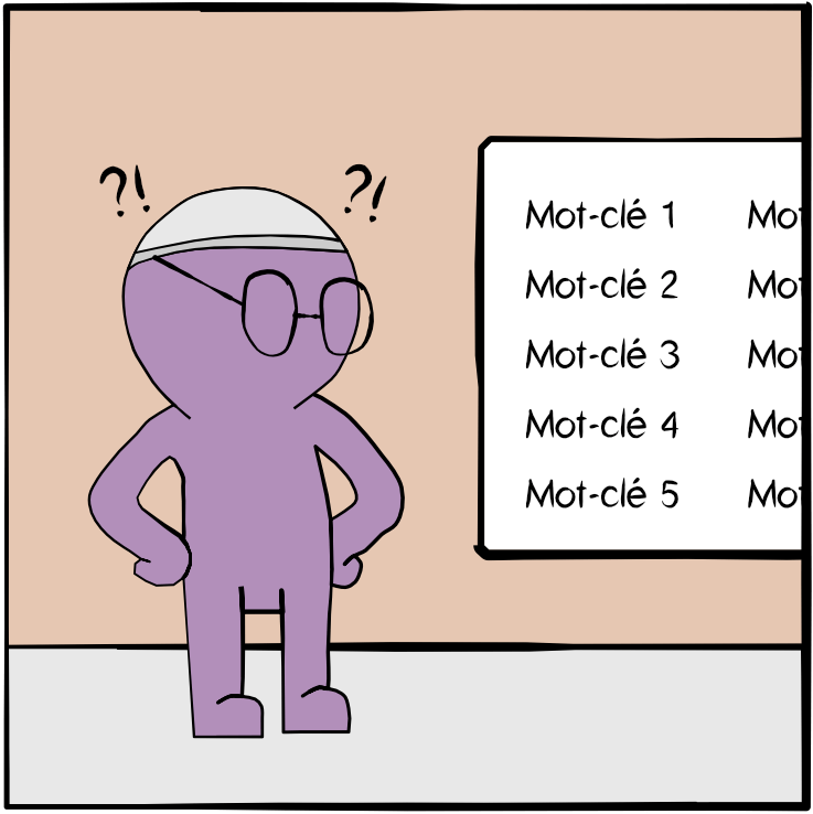 Choix Mots-Cles